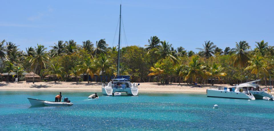 Popłyń na rejsy katamaranem – Karaiby, Seszele, Bahamy, Tajlandia, Tahiti