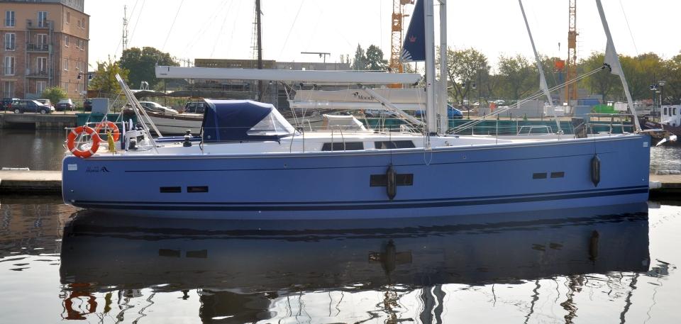 Nasz nowy jacht Hanse 575 – zapraszamy na pokład